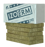 Минеральная вата IZOTERM вент оптима