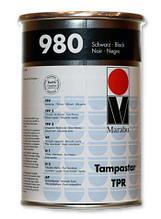Краска для тампонной печати Tampa Star TPR чёрная