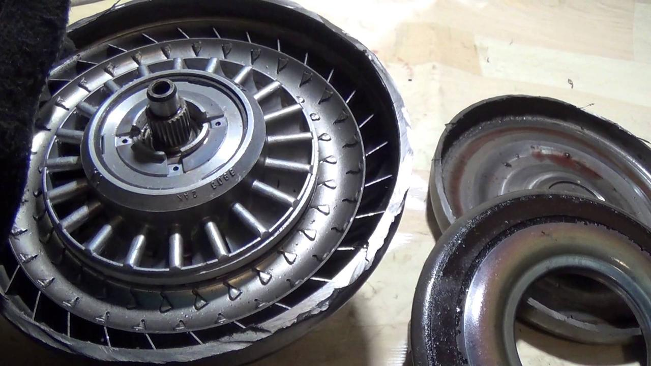 Гидромуфта в сборе (ГТР) 9 отверстий (2BS315A) на погрузчик ZL50G, LW500F