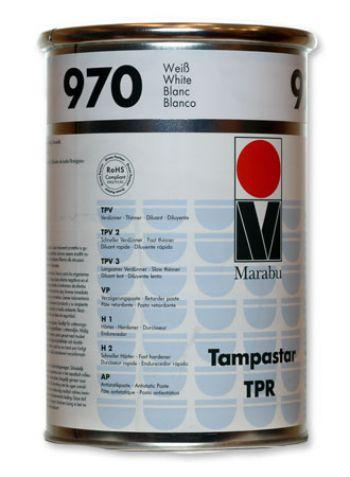 Краска для тампопечати Tampa Star TPR белая