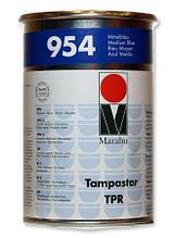 Краска для тампопечати Tampa Star TPR средне-синяя