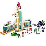 """Конструктор Bela 10618 Super Heroes Girls """"Школа Супергероев"""" 719 деталей аналог LEGO 41232, фото 2"""
