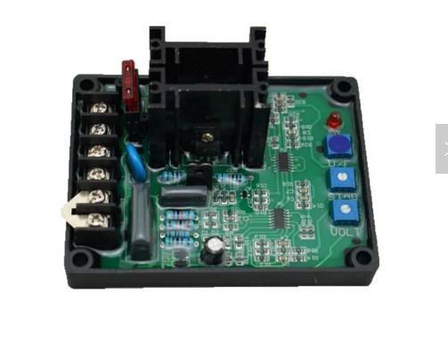 Генератор части автоматический регулятор напряжения GAVR-12A