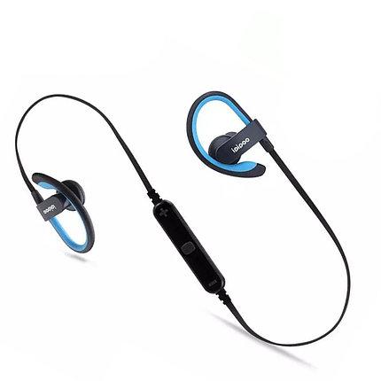 Наушники iPipoo iL98BL Bluetooth Blue, фото 2