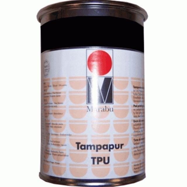 Краска для тампонной печати Tampa Pur TPU черная