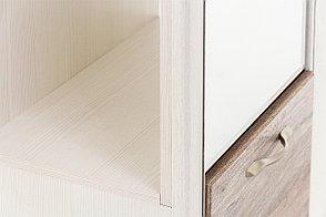 Шкаф для одежды 1Д  (Olivia 1DZ), коллекции Оливия, Дуб Анкона, Анрэкс (Беларусь), фото 2