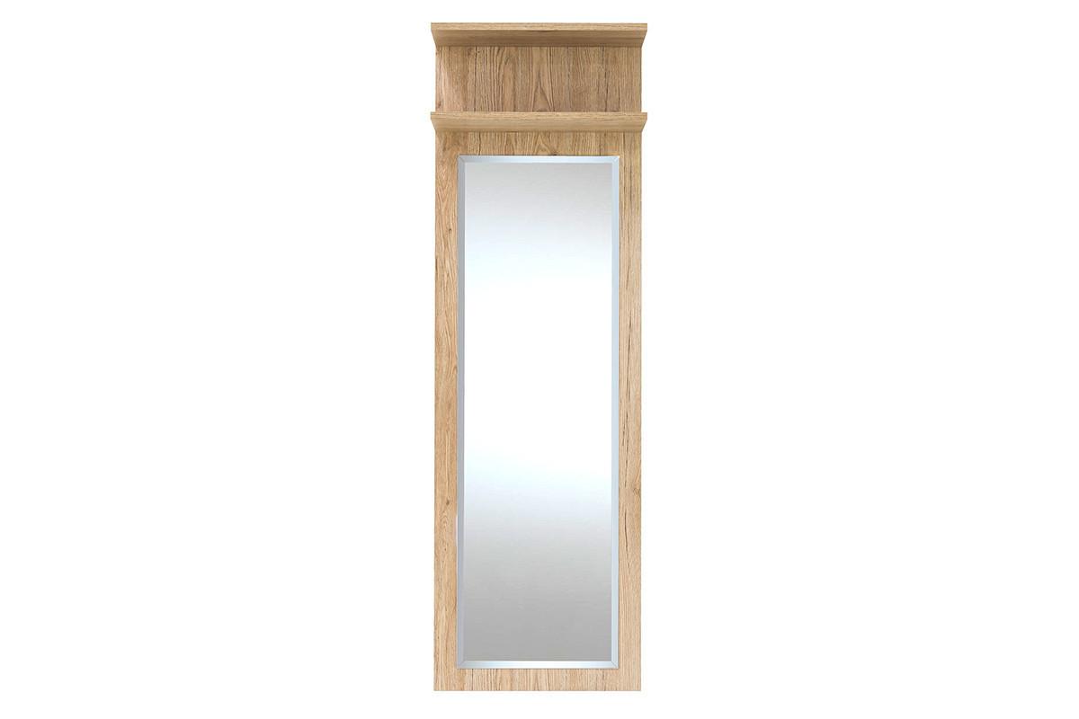 Зеркало панель (Oskar 1N), коллекции Оскар, Дуб Санремо, Анрэкс (Беларусь)