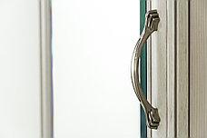 Шкаф пенал 1Д  (Tiffany 1Z2S), коллекции Тиффани, Вудлайн Кремовый, Анрэкс (Беларусь), фото 2