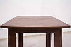 Стол обеденный раздвижной, Орех Миланский, коллекции Вена, Анрэкс (Беларусь), фото 3