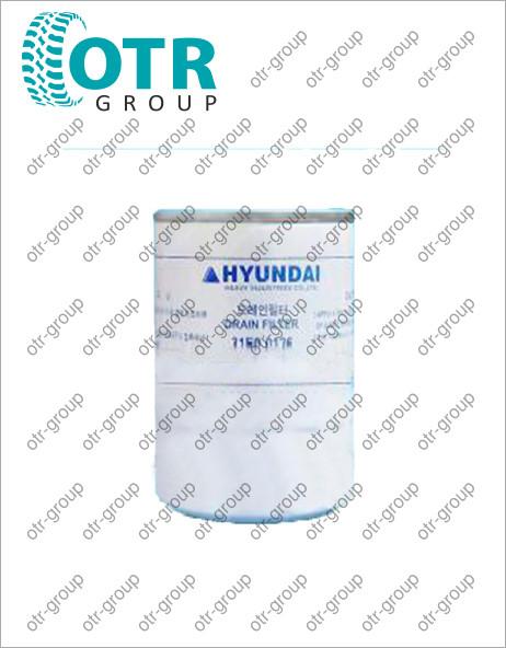 Фильтр дренажный HYUNDAI R450LC-7 31E9-0126