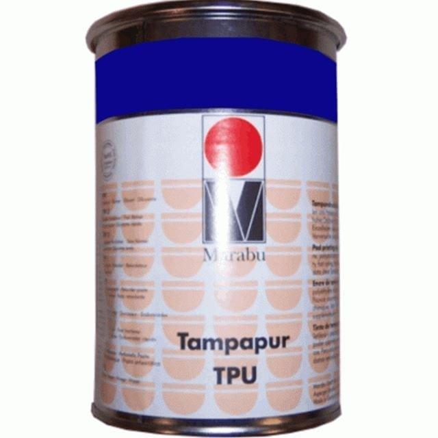 Краска для тампонной печати Tampa Pur TPU ультрамарин