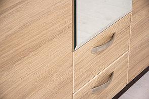 Шкаф для одежды 3Д (Denver 3D2SZ), коллекции Денвер, Дуб Янтарный, Анрэкс (Беларусь), фото 3