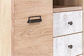 Шкаф для одежды 3Д (Diesel 3DG2SN/D2), коллекции Дизель, Дуб Мадура/Энигма, Анрэкс (Беларусь), фото 3