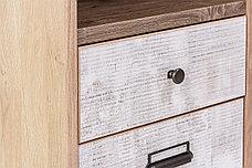 Шкаф витрина 2Д (Diesel 1V1D1S2N/D2), коллекции Дизель, Дуб Мадура/Энигма, Анрэкс (Беларусь), фото 2