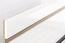 Кровать двуспальная (Linate 160/TYP 94-01) с подъемным механизмом, коллекции Линате, Белый, Анрэкс (Беларусь), фото 2