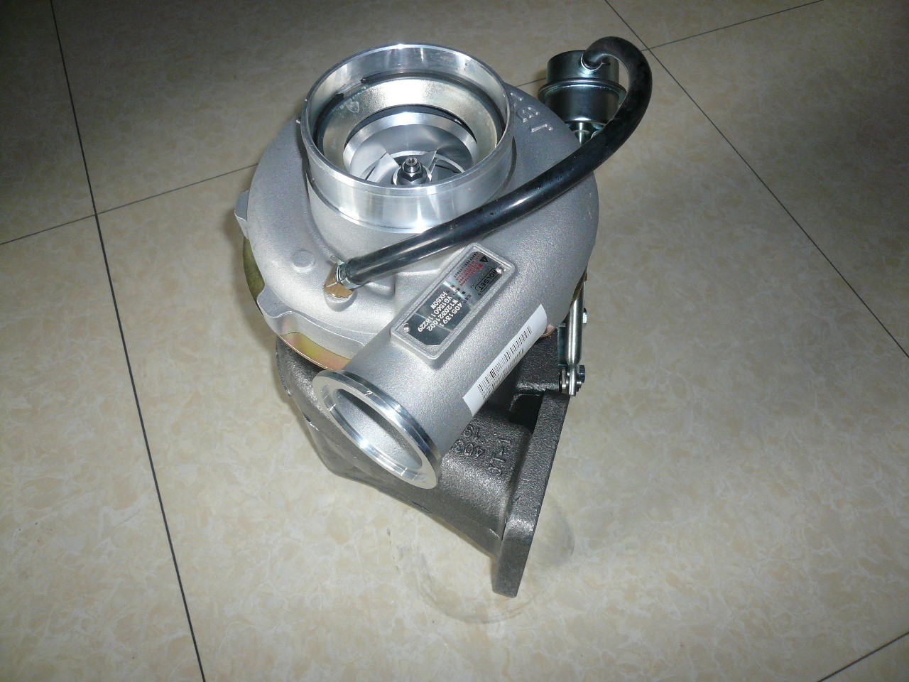 Турбина WP10 290 л.с. 612600118895 SHACMAN(турбокомпрессор)