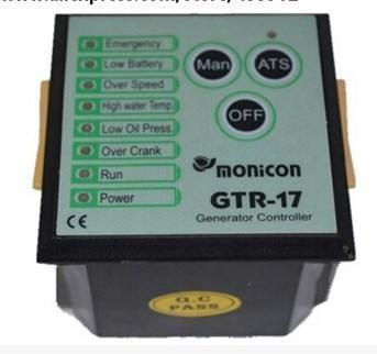 Высокое качество генератора панель управления GTR-17, фото 2