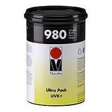 Краска УФ-отверждаемая Ultra Pack UVC черная