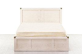 Кровать двуспальная (Magellan 160), коллекции Магеллан, Сосна Винтаж, Анрэкс (Беларусь)