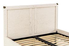 Кровать двуспальная (Magellan 160), коллекции Магеллан, Сосна Винтаж, Анрэкс (Беларусь), фото 2