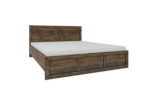 Кровать двуспальная (Magellan 160), коллекции Магеллан, Дуб Саттер, Анрэкс (Беларусь), фото 2