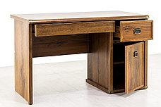 Стол письменный (Magellan 1D2S), Дуб Саттер, коллекции Магеллан, Анрэкс (Беларусь), фото 2