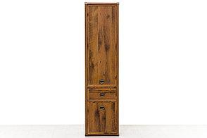 Шкаф пенал пристенный 2Д  (Magellan 2D1S), коллекции Магеллан, Дуб Саттер, Анрэкс (Беларусь), фото 2