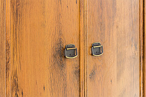 Шкаф для одежды 2Д (Magellan 2DG2S) коллекции Магеллан, Дуб Саттер, Анрэкс (Беларусь), фото 3