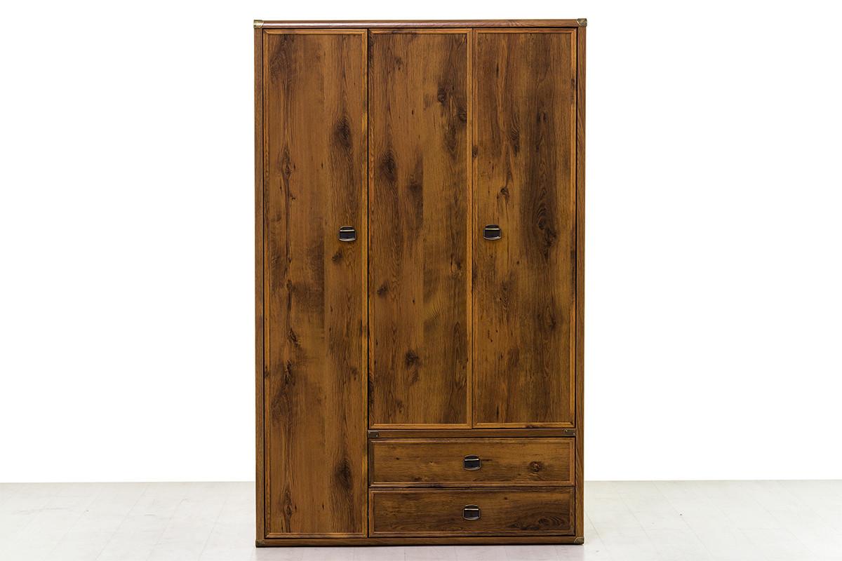 Шкаф для одежды 3Д  (Magellan 3DG2S), коллекции Магеллан, Дуб Саттер, Анрэкс (Беларусь)