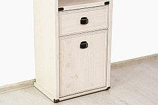 Шкаф стеллаж 1Д (Magellan 1D1S), коллекции Магеллан, Сосна Винтаж, Анрэкс (Беларусь), фото 3
