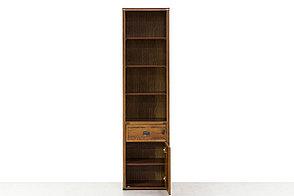 Шкаф стеллаж 1Д (Magellan 1D1S) коллекции Магеллан, Дуб Саттер, Анрэкс (Беларусь), фото 2