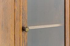 Шкаф витрина 2Д (Magellan 1V1D1S), коллекции Магеллан, Дуб Саттер, Анрэкс (Беларусь), фото 3
