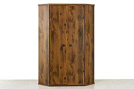 Шкаф для одежды угловой 2Д  (Magellan 2D), коллекции Магеллан, Дуб Саттер, Анрэкс (Беларусь)