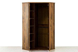 Шкаф для одежды угловой 2Д  (Magellan 2D), коллекции Магеллан, Дуб Саттер, Анрэкс (Беларусь), фото 2