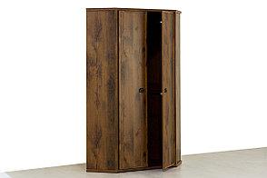 Шкаф для одежды угловой 2Д  (Magellan 2D), коллекции Магеллан, Дуб Саттер, Анрэкс (Беларусь), фото 3