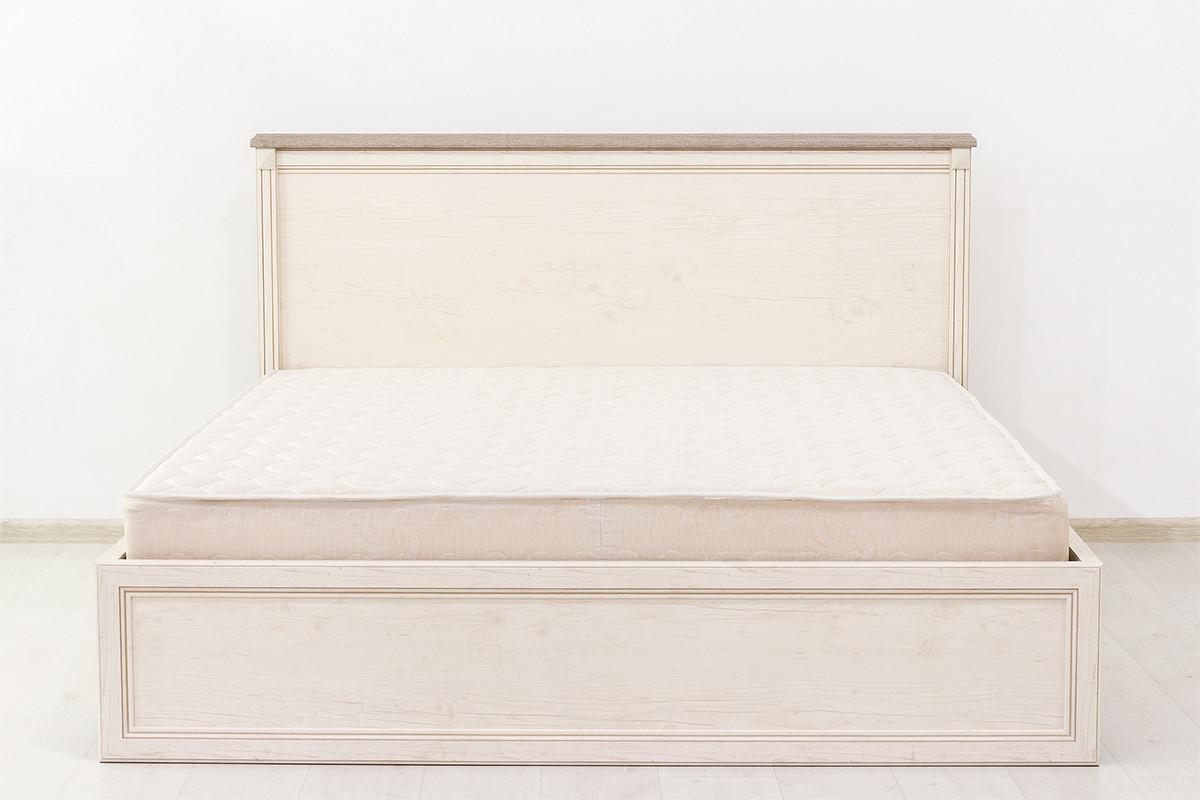 Кровать двуспальная (Monako 160 с подъемником), коллекции Монако, Сосна Винтаж, Анрэкс (Беларусь)