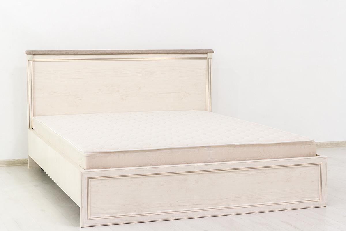 Кровать двуспальная (Monako 160), коллекции Монако, Сосна Винтаж, Анрэкс (Беларусь)