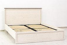Кровать двуспальная (Monako 160), коллекции Монако, Сосна Винтаж, Анрэкс (Беларусь), фото 2