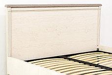 Кровать двуспальная (Monako 180), коллекции Монако, Сосна Винтаж, Анрэкс (Беларусь), фото 3
