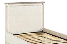 Кровать односпальная (Monako 90), коллекции Монако, Сосна Винтаж, Анрэкс (Беларусь), фото 3