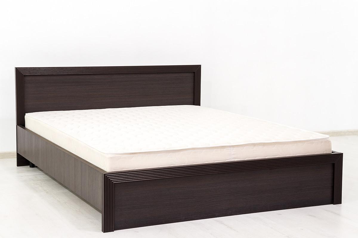 Кровать двуспальная (Monte 160), коллекции Монте, Дуб Ниагара, Анрэкс (Беларусь)