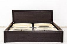 Кровать двуспальная (Monte 160), коллекции Монте, Дуб Ниагара, Анрэкс (Беларусь), фото 2