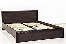 Кровать двуспальная (Monte 160), коллекции Монте, Дуб Ниагара, Анрэкс (Беларусь), фото 3