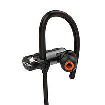 Наушники Moxom MOX24 Bluetooth Black, Orange, фото 3