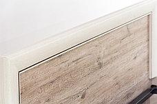 Кровать односпальная (Olivia 120), коллекции Оливия, Дуб Анкона, Анрэкс (Беларусь), фото 2