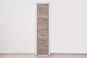 Шкаф пенал 1Д (Olivia 1D) коллекции Оливия, Дуб Анкона, Анрэкс (Беларусь), фото 2