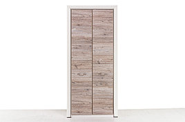 Шкаф для одежды  2Д  (Olivia 2DG) коллекции Оливия, Дуб Анкона, Анрэкс (Беларусь)