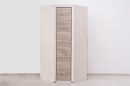 Шкаф для одежды угловой 1Д (Olivia с полк. 97х97), коллекции Оливия, Дуб Анкона, Анрэкс (Беларусь)