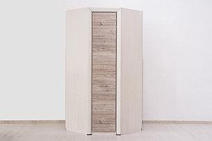 Шкаф для одежды угловой 1Д (Olivia с полк. 97х97), коллекции Оливия, Дуб Анкона, Анрэкс (Беларусь), фото 2