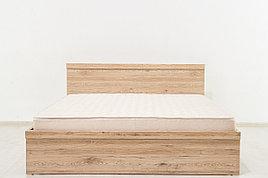 Кровать двуспальная (Oskar 140), коллекции Оскар, Дуб Санремо, Анрэкс (Беларусь)
